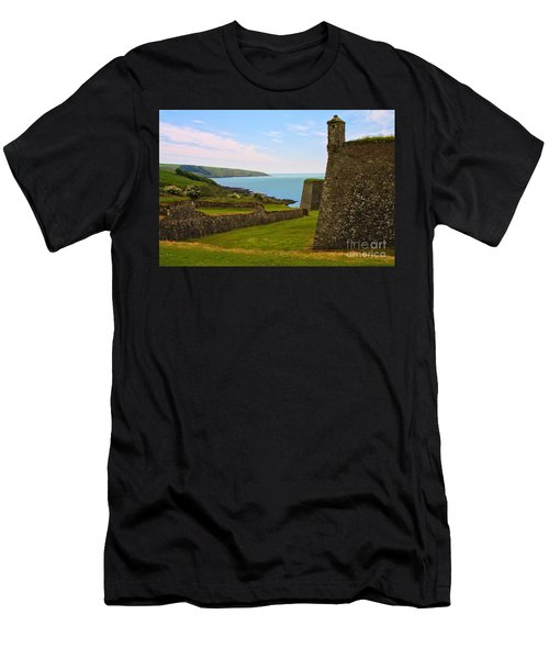 Charles Fort Kinsale Men's T-Shirt (Athletic Fit)