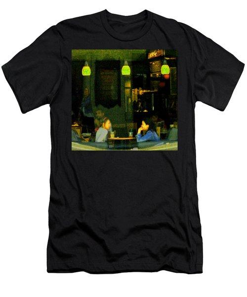 Coffee Talk Men's T-Shirt (Athletic Fit)