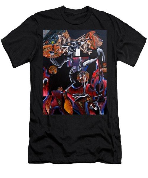 Copernicasso Men's T-Shirt (Slim Fit) by Ryan Demaree