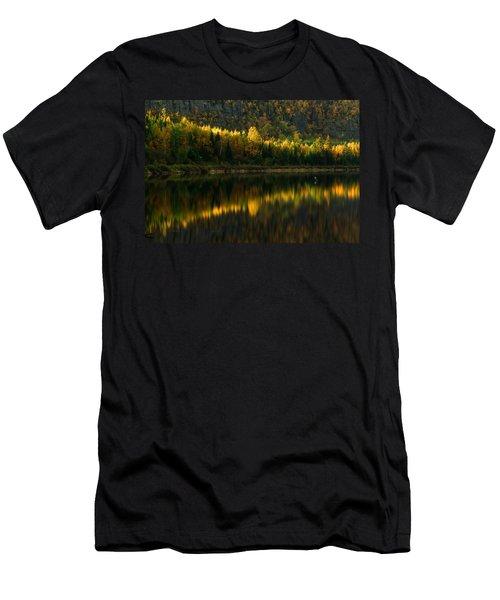 Crescent Reflection Men's T-Shirt (Athletic Fit)