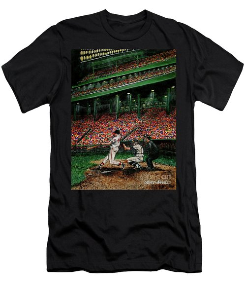 Derrek's Homerun Men's T-Shirt (Athletic Fit)