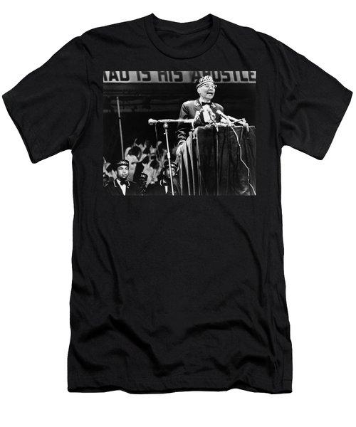 Elijah Muhammad (1897-1975) Men's T-Shirt (Athletic Fit)
