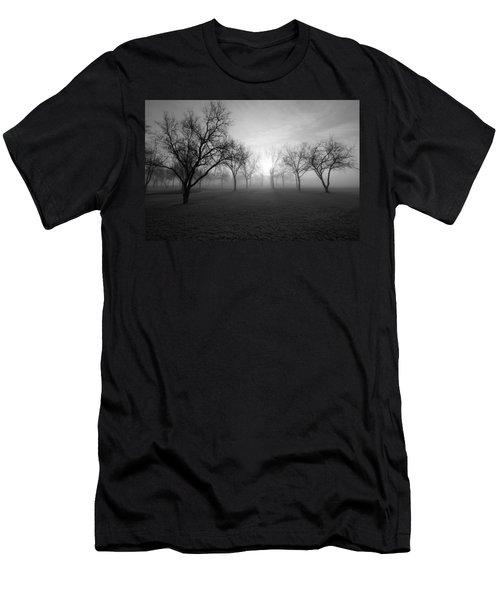 Endless Men's T-Shirt (Slim Fit) by Leanna Lomanski