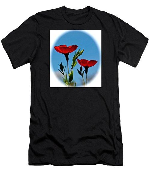 Flower 6 Men's T-Shirt (Athletic Fit)