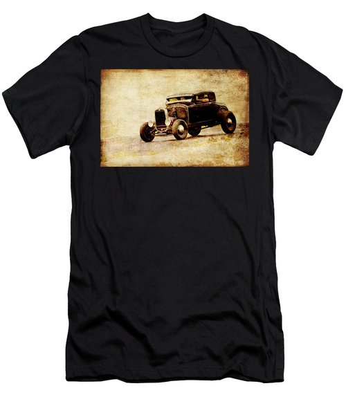 Hot Rod Ford Men's T-Shirt (Athletic Fit)
