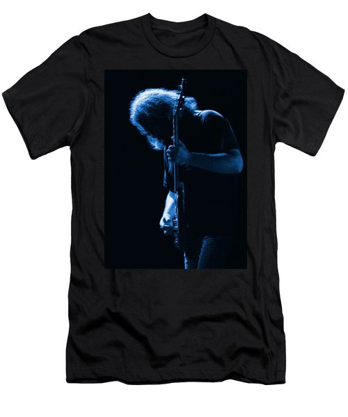 Jerry Blue Sillow Men's T-Shirt (Athletic Fit)