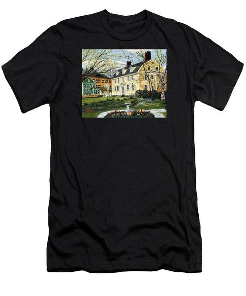 John Paul Jones House Men's T-Shirt (Athletic Fit)