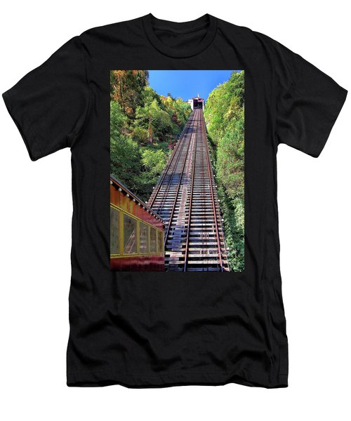 Johnstown Incline Men's T-Shirt (Athletic Fit)