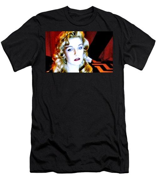 Laura Palmer Men's T-Shirt (Athletic Fit)