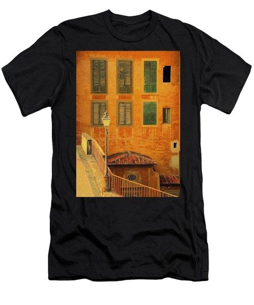 Medieval Windows Men's T-Shirt (Athletic Fit)