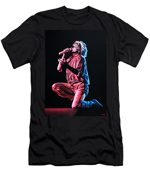 Rod Stewart Men's T-Shirt (Athletic Fit)