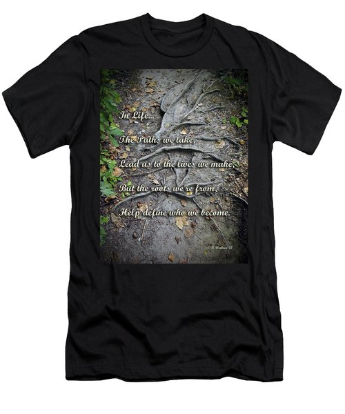 Roots Men's T-Shirt (Athletic Fit)