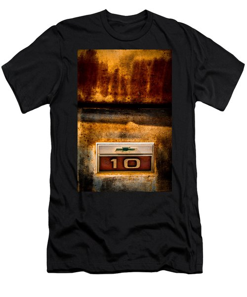 Rusted C10 Men's T-Shirt (Athletic Fit)