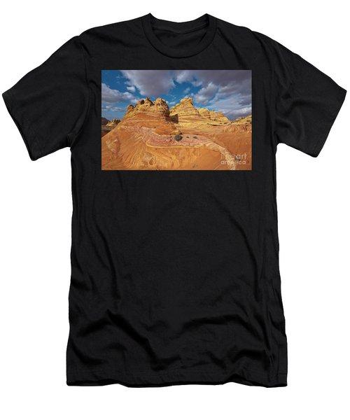 Sandstone Vermillion Cliffs N Men's T-Shirt (Athletic Fit)