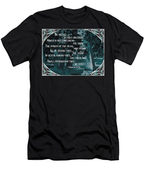 Spirits Of The Dead Men's T-Shirt (Athletic Fit)