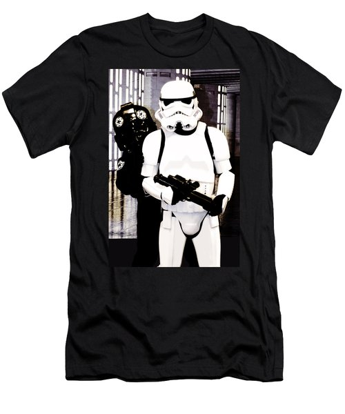 Star Wars Stormtrooper  Men's T-Shirt (Athletic Fit)
