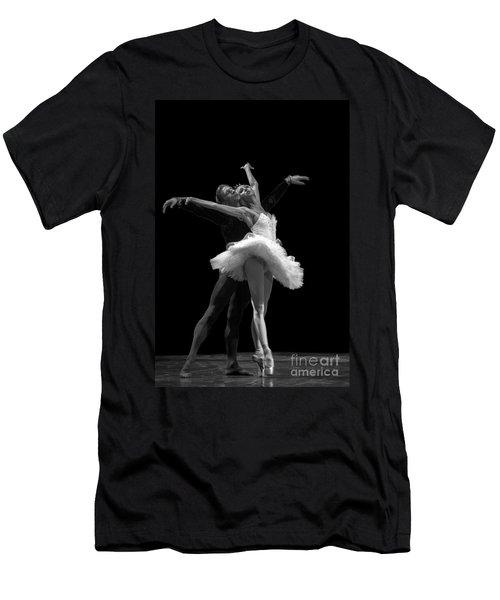 Swan Lake  White Adagio  Russia 3 Men's T-Shirt (Athletic Fit)