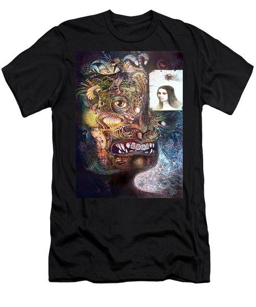 The Beast Of Babylon Men's T-Shirt (Athletic Fit)