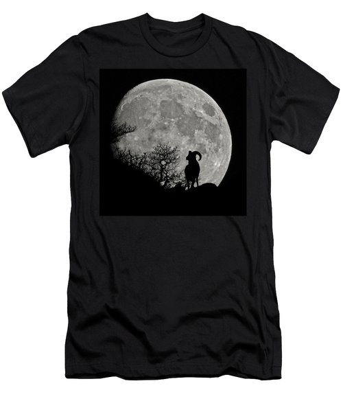 The Big Horn Men's T-Shirt (Athletic Fit)
