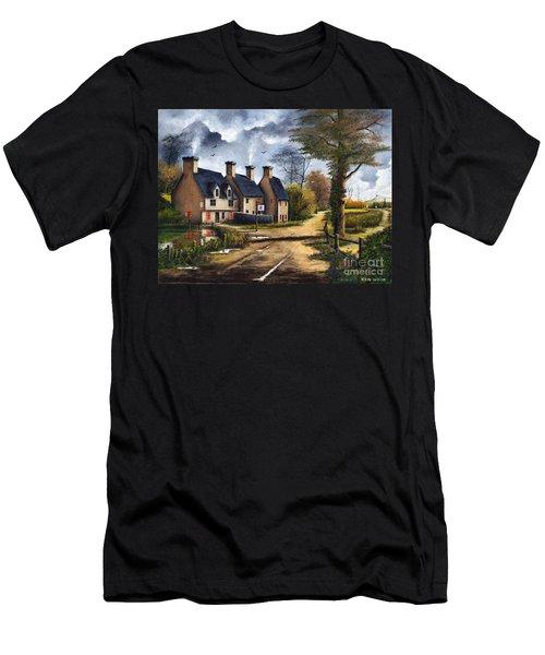 Travellers Rest Men's T-Shirt (Athletic Fit)