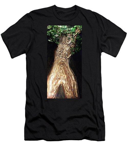 Tree Goddess Men's T-Shirt (Athletic Fit)
