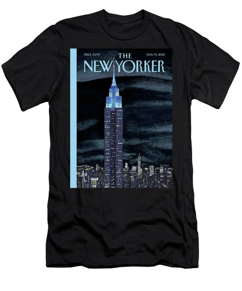 New Yorker November 19th, 2012 Men's T-Shirt (Athletic Fit)