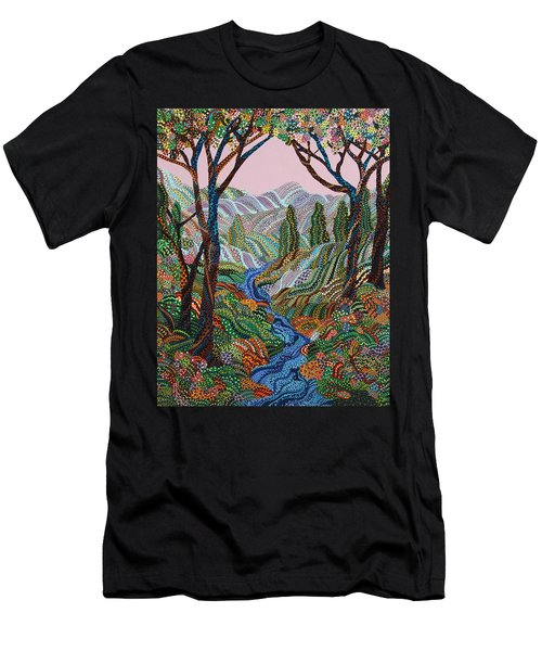 Valley Men's T-Shirt (Athletic Fit)