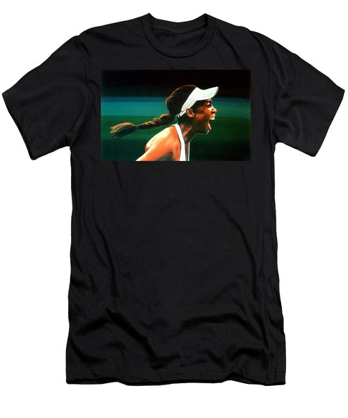 Venus Williams Men's T-Shirt (Athletic Fit)