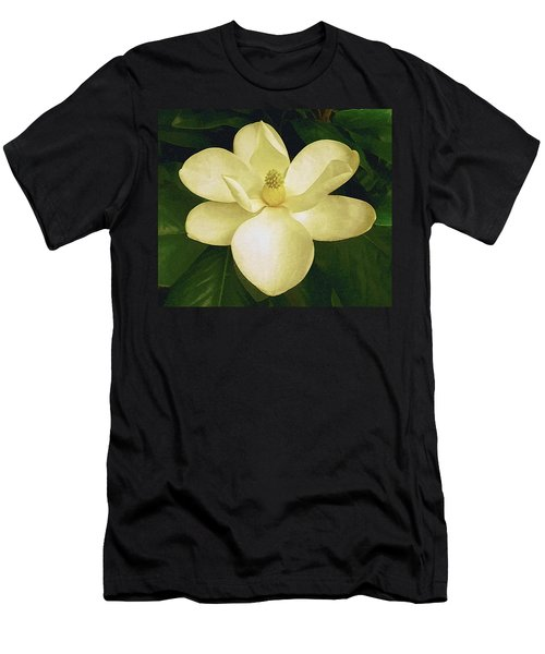 Vintage Magnolia Men's T-Shirt (Athletic Fit)