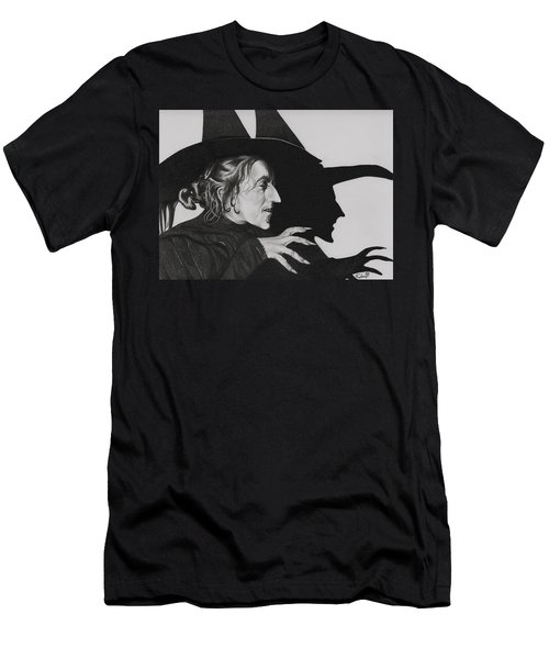 Wicked Witch Of The West Men's T-Shirt (Slim Fit) by Fred Larucci
