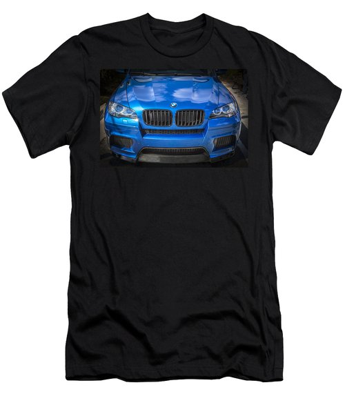 2013 Bmw X6 M Series Men's T-Shirt (Athletic Fit)