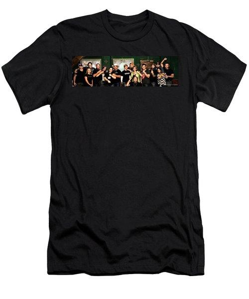 20130622_dsc04046-4 Men's T-Shirt (Slim Fit) by Christopher Holmes