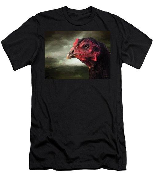 22. Game Hen Men's T-Shirt (Athletic Fit)
