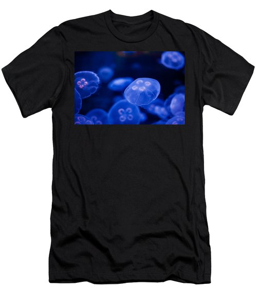 Jellyfish Men's T-Shirt (Athletic Fit)