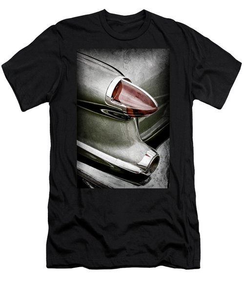 1956 Oldsmobile 98 Taillight Men's T-Shirt (Athletic Fit)