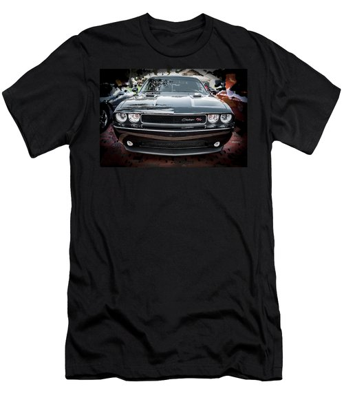 2013 Dodge Challenger  Men's T-Shirt (Athletic Fit)