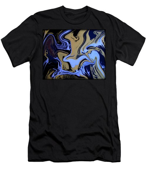 Abstract 47 Men's T-Shirt (Athletic Fit)