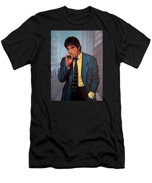Al Pacino 2 Men's T-Shirt (Athletic Fit)