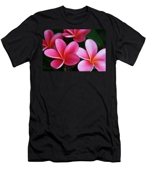 Breathe Gently Men's T-Shirt (Slim Fit) by Sharon Mau