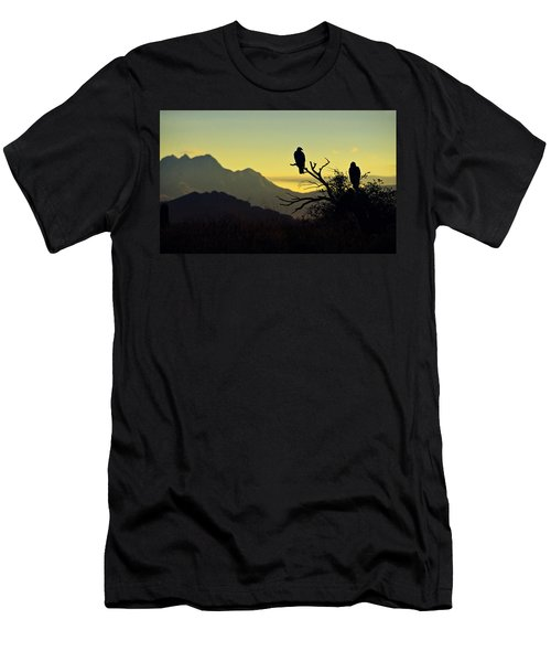 By Dawn's Early Light  Men's T-Shirt (Athletic Fit)