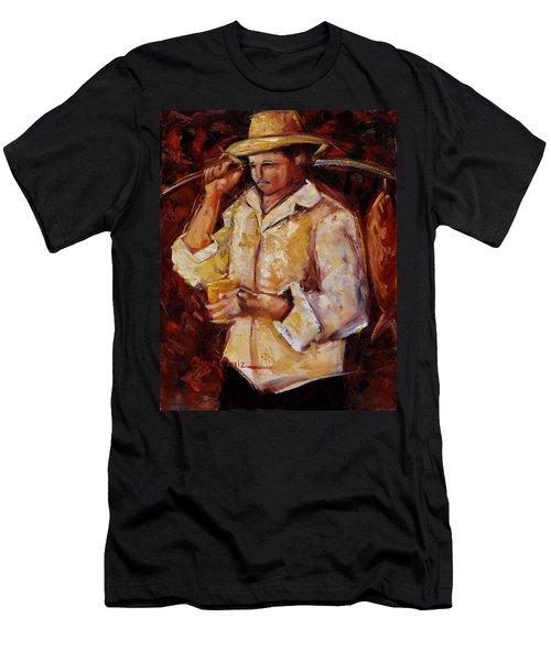 Jibaro De La Costa Men's T-Shirt (Athletic Fit)