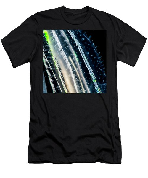 Lobate Ctenophore Or Comb Jelly Men's T-Shirt (Athletic Fit)