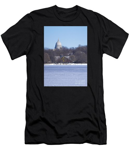 Madison Capitol And Zoo Men's T-Shirt (Athletic Fit)