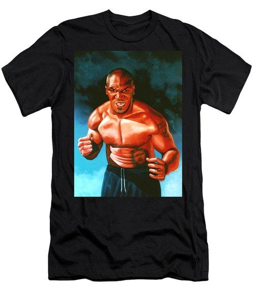 Mike Tyson Men's T-Shirt (Athletic Fit)
