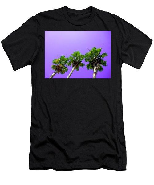 3 Palms Men's T-Shirt (Athletic Fit)
