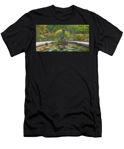 Park Beauty Men's T-Shirt (Athletic Fit)
