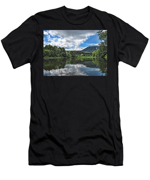 South Fork Shenandoah River Men's T-Shirt (Athletic Fit)
