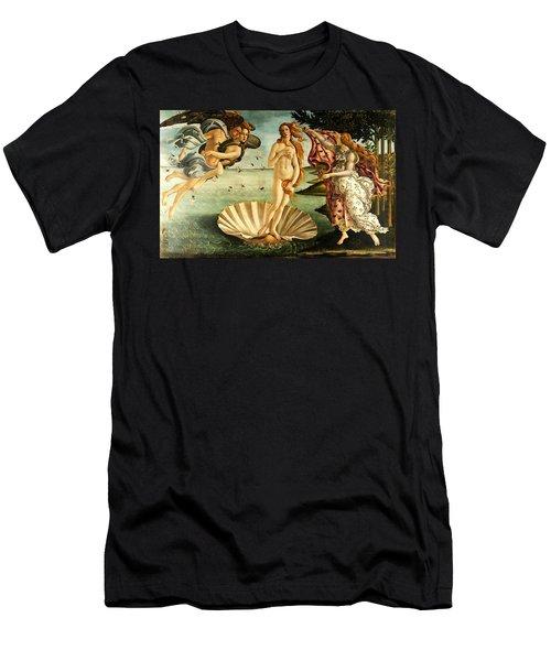 The Birth Of Venus Men's T-Shirt (Athletic Fit)