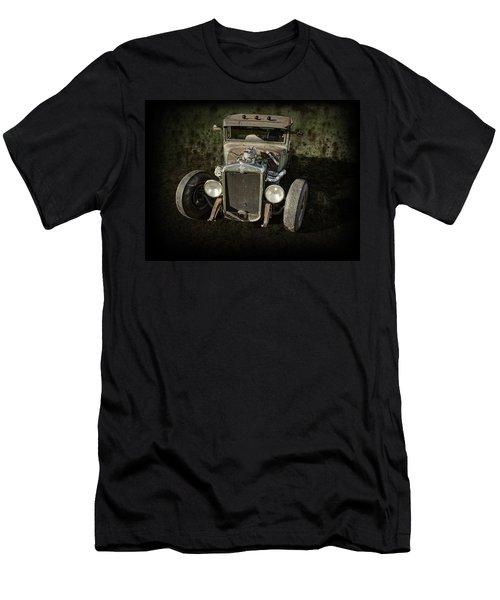 31 Chevy Rat Rod Men's T-Shirt (Athletic Fit)