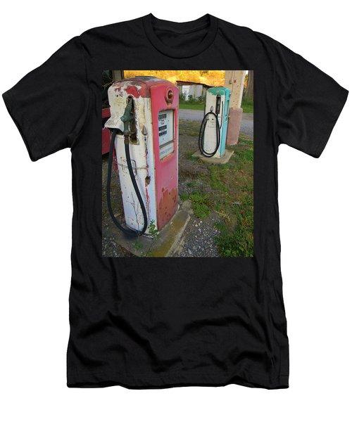 33 Cents Per Gallon Men's T-Shirt (Athletic Fit)